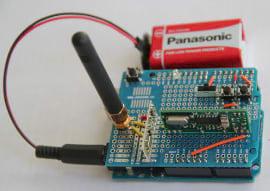 Module d'interception basé sur Arduino